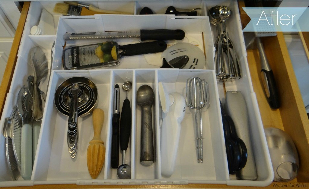 utensil drawer after 1