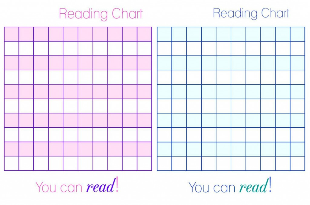 Sticker Chart For Beginning Readers {Free Printable}