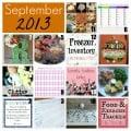 September in Review & October Goals