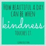 100 Random Acts of Kindness Ideas