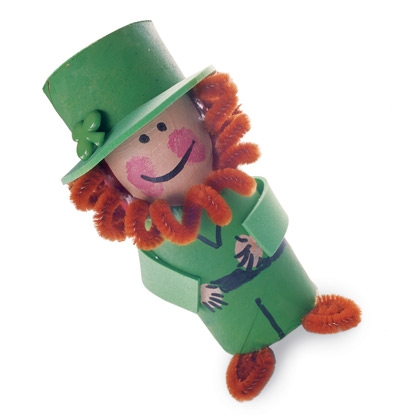 15 St. Patrick's Day Craft Ideas