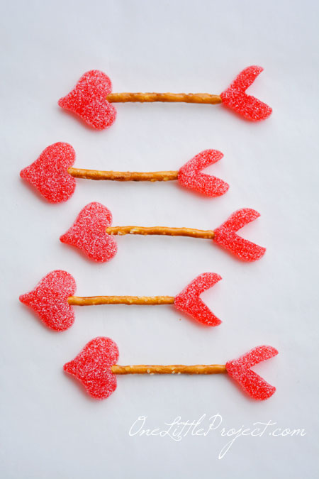 Cupid Arrows