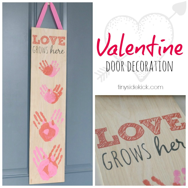 Valentine Door Decorations