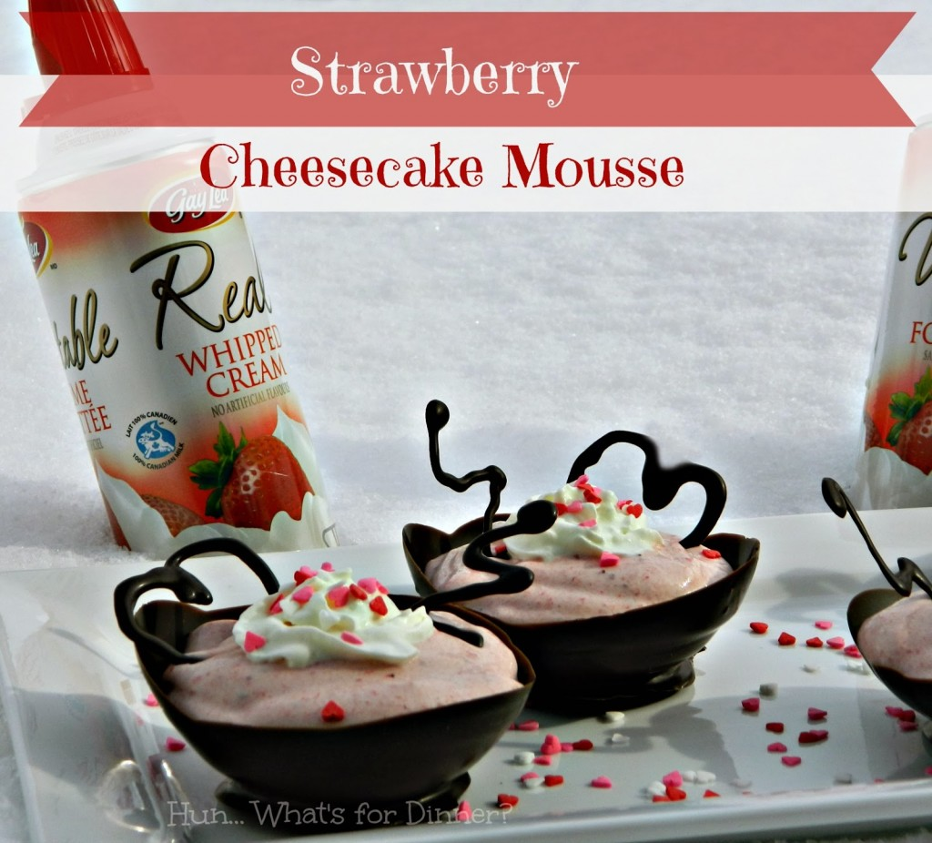 Cheesecake Mouse