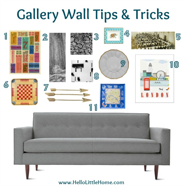 3.15.2014 Create a Gallery Wall