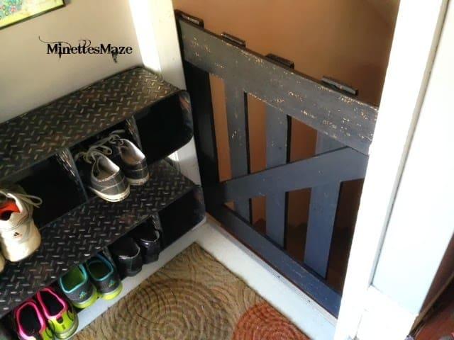 3.15.2014 DIY Baby Gate