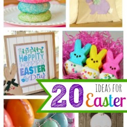 20 Ideas for Easter