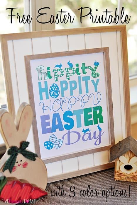 3.23.2014 Easter Printable 467x700