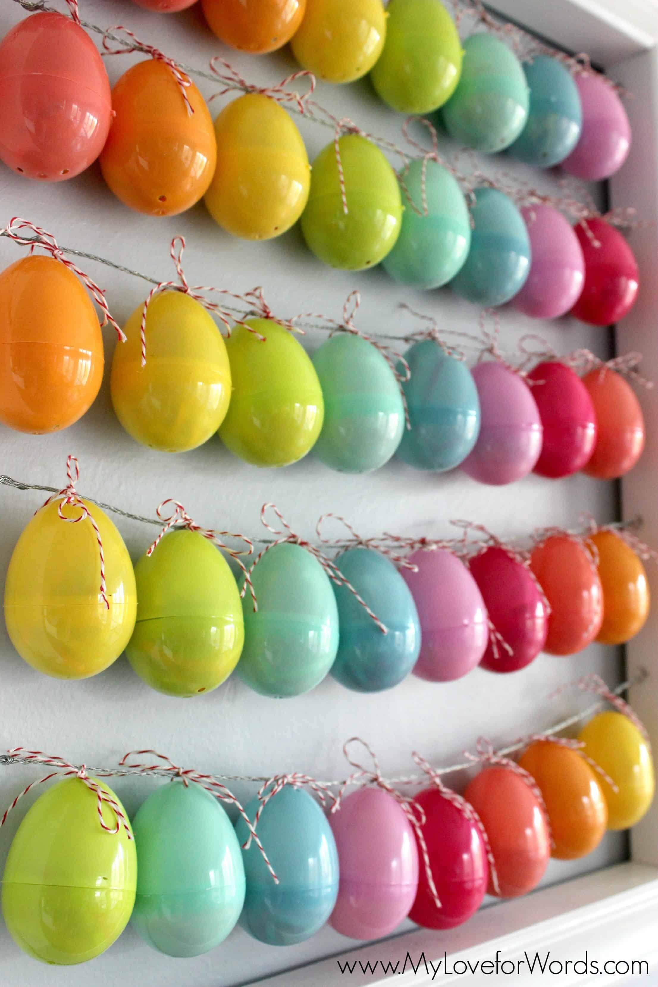 Easter Egg Countdown & Free Printables