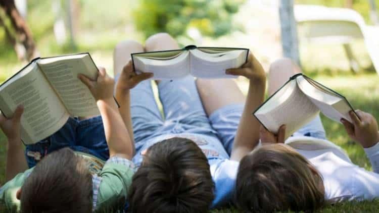50 summer bucket list ideas family reading