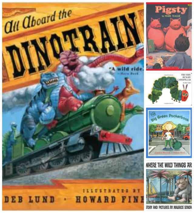 Favorite Books for Kids