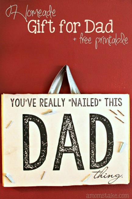Free Printables for Father's Day