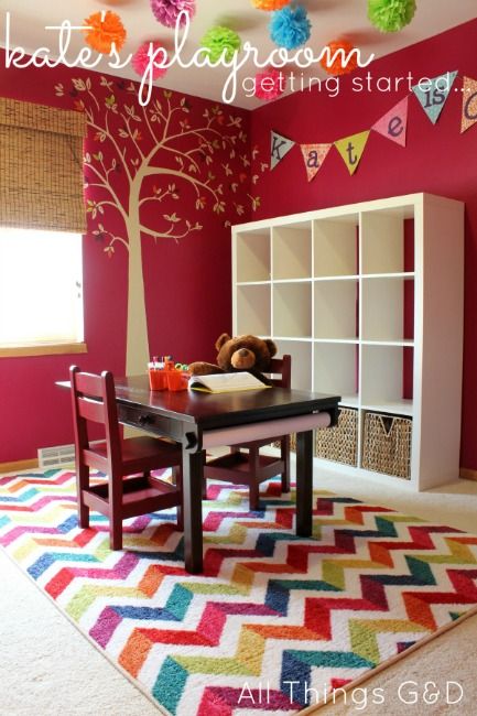 Inspiring Homeschool Rooms