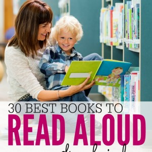 30 Best Books to Read Aloud to Kids