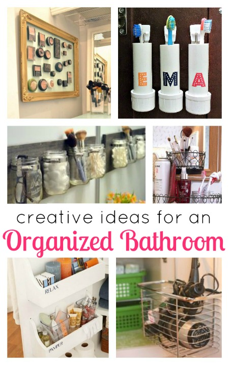 Http Www Myloveforwords Com Creative Ideas Organized Bathroom 11