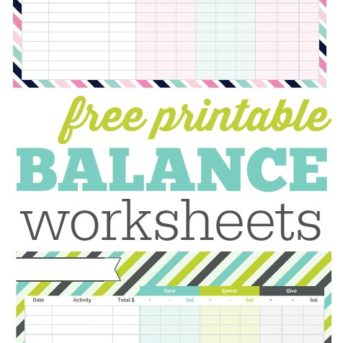 Great (and cute!) free printables to track our money with the save, spend, and give categories. I'm also going to use this for the kiddos' chores.