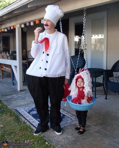 Creative Family Halloween Costumes