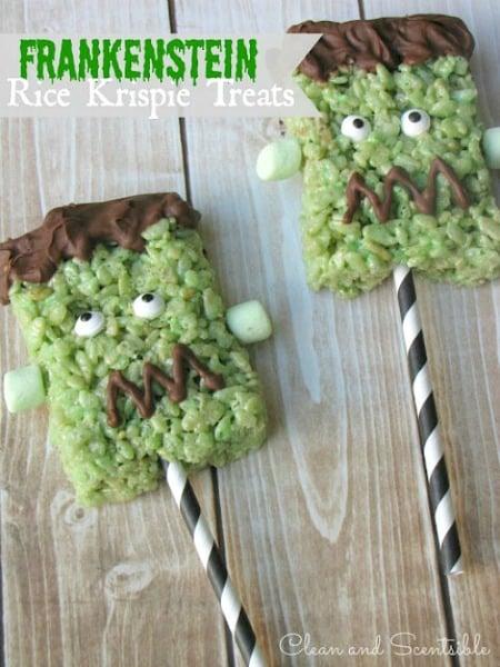 Frankenstein-Rice-Krispie-Treats-Title
