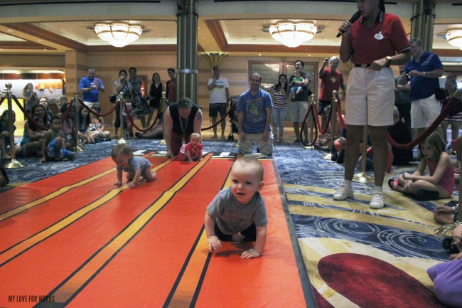 Only cruise worth taking with kids diaper dash