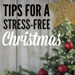 Tips for a Stress-free Christmas