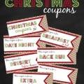 20+ Free printable Christmas coupons