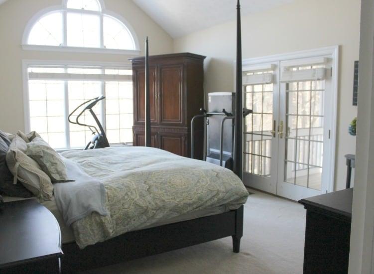 Bedroom after 6