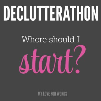 Sometimes figured out where to start is one of the hardest parts of decluttering. The good news is there's no right or wrong answer. It really depends on your preferences and life situation, and this post will help you sort through those and get to an ansswer.