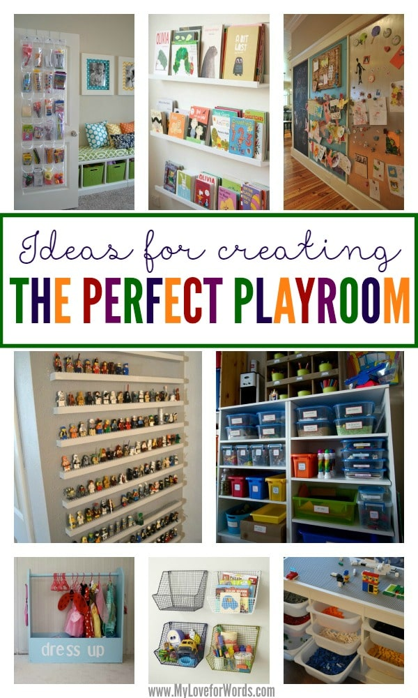Ideas for Creating the Perfect Playroom