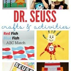 Dr. Seuss Crafts & Activities