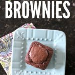 If you'd told me that brownies could get even better I would've thought you were crazy. And then I tried these fantastic peekaboo brownies. Easy and delicious. A MUST TRY!