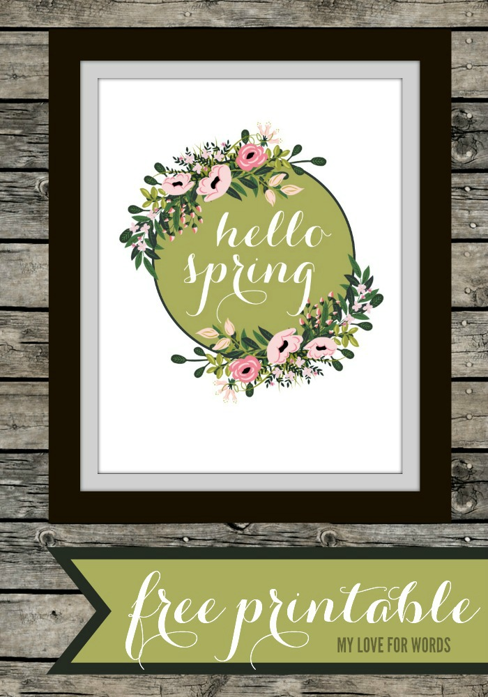 hello spring free printable 1 with watermark