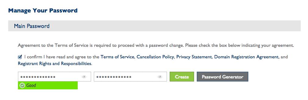 8-Set Password