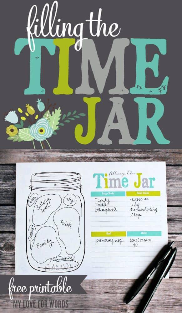 Filling the Time Jar