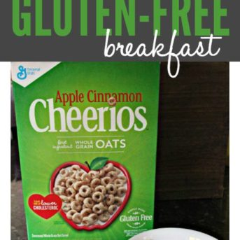 Can't or don't want to eat gluten? This is the easiest gluten free breakfast we've found so far!