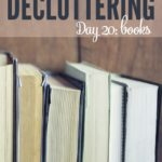 Want an organized home, but you don't know where to start? Join the 31 Days of Decluttering challenge and start working towards the home you really want.
