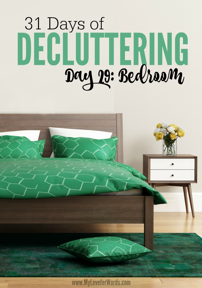 Sick of being surrounded by clutter? Join the 31 Days of Decluttering challenge and finally create the organized home your really want.