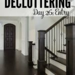 Sick of being surrounded by clutter? Join the 31 Days of Decluttering challenge and finally create the organized home your really want!