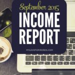 Starting and growing a blog can feel overwhelming, but it doesn't have to be. Best of all, it can be a great way to make money from home! Check out this September Income Report to see just how much you could make sitting on your couch.