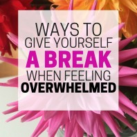 Whether it's work stress, bringing home a new baby, or dealing with a health issue, feeling overwhelmed can make us feel powerless and stuck. Although you might not be able to change all of your stressors, there are some things you can stop doing to make the rest of your life a little less overwhelming.