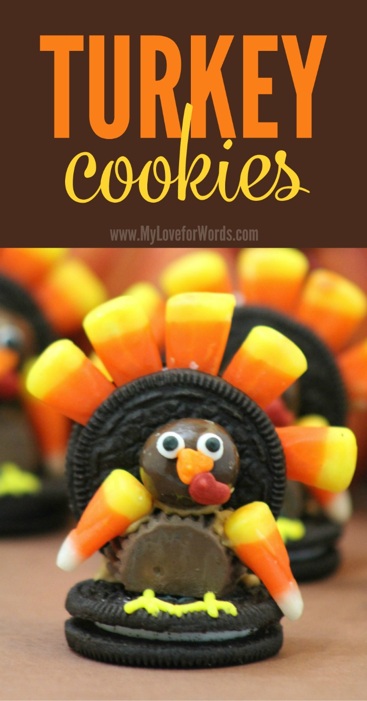 Turkey cookies 1
