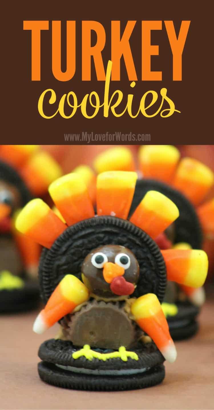 Turkey cookies 1