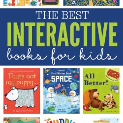 The Best Interactive Books for Kids