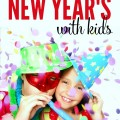 Just because there are children around doesn't mean you can't have a great New Year's party. I love these fun ideas for celebrating New Year's with kids. Cute party foods, confetti cookies, sparkler crafts, time capsules, balloon activities, mocktails, and more!
