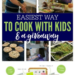 Easiest Way to Cook with Kids