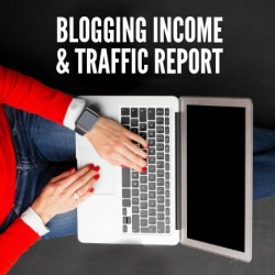 Blogging Traffic and Income Report: January 2016