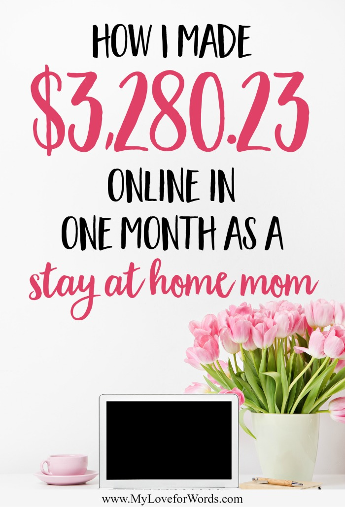 As a stay at home mom of many kids it's just not possible for me to work outside of the home. I'd probably end up spending any money I did make on childcare. Instead, I've created a career for myself that allows me to follow my passions and get paid for it! It's the perfect balance of freedom and creativity that I desperately craved while working in a cubicle, and it allows me to be with my kids too. It's the dream job, and you could do it too!