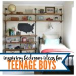 Decorating a teenage boy's room can be difficult. It takes a creative balance of pieces that aren't too young or old, and these rooms do a perfect job of creating a young man cave any teenager would love.