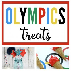 DIY Olympic Treats