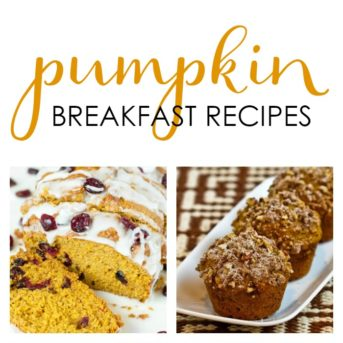 It's time for pumpkin flavored everything! These pumpkin breakfast foods are the perfect way to welcome fall. From pumpkin bread, bars, muffins, donuts, and biscotti, there's a recipe to please everyone.