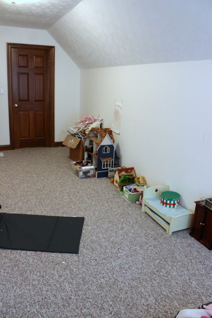 Decluttering kids rooms can feel completely overwhelming! I love this post because the before and afters are so dramatic, and it shows how much progress can be made in just a little bit of time.